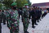 Tim gabungan Boyolali  gelar apel siaga erupsi Merapi