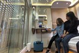 Hotel kapsul di Bandung suguhkan sensasi menginap di kamar kapal pesiar