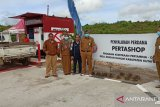 DPMPD Kaltim dorong desa kerjasama kemitraan Pertashop