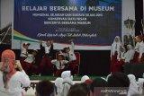 Belajar bersama mengenal sejarah di Musium Aceh