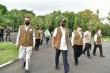 Gubernur Nurdin Abdullah berharap Sulsel jadi contoh penanganan pandemi COVID-19