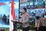 Polri siapkan 5.000 ton beras dibagikan saat Operasi Lilin 2020
