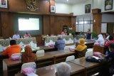 BPBD Sleman meminta masyarakat waspada, namun tetap tenang sikapi Merapi