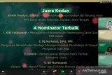 Nurhasni, Pengawas SMP Siak raih nominator terbaik artikel Tanoto Foundation