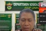 Rektor Unhas paparkan peran sosiologi ketahanan keluarga masa pandemi