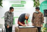 Tingkatkan pelayanan pengguna, Tokopedia Care buka di Semarang