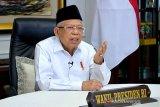 Lepas jabatan Ketum MUI, Wapres Ma'ruf Amin titip pesan untuk pengurus baru