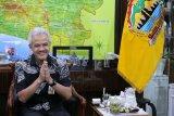 Jawa Tengah provinsi terbaik keterbukaan informasi publik