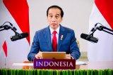 Presiden Jokowi: Indonesia manfaatkan momentum krisis untuk lompatan kemajuan
