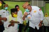 Ribuan warga Asparaga terima bantuan pangan dari Pemprov Gorontalo