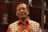 Mahfud tegaskan Pemerintah dukung KPK terkait OTT Eddy Prabowo