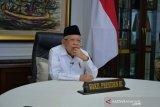 Wapres Ma'ruf Amin ingatkan tiga hal pentingnya keterbukaan informasi publik