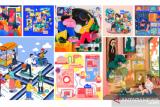 Seniman wanita Asia Tenggara menuangkan kehidupan digital lewat seni