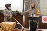 Rakernis SDM Polda Papua fokus tingkatkan inovasi IT anggota polisi