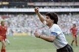 Status kultus Maradona jauh lebihi lapangan sepak bola