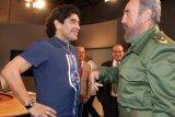 Diego Maradona, sang legenda pahlawan kaum kiri Amerika Latin
