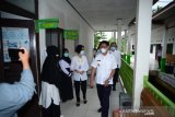 Satgas pelayanan evaluasi RSUD Setara Handil Bakti