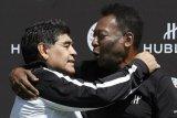 Maradona meninggal, Pele berduka: nanti kita akan bermain di langit