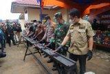 KPPBC TMP C Tembilahan selamatkan kerugian negara belasan miliar rupiah