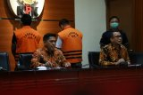 KPK jelaskan konstruksi perkara staf khusus dan sespri Edhy Prabowo