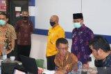 Wagub dan Inspektorat Sulteng periksa akhir masa jabatan bupati Touna