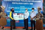 BRI siapkan 17.000 kartu petani di Papua