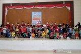 70 Anak Sunat Ceria Bersama JNE dalam Program HIPMI Bateng dan Super Ring Indonesia