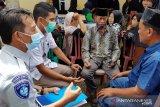 Jasa Raharja Solok menjamin korban kecelakaan, empat meninggal dan delapan luka-luka
