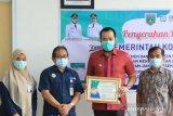 Padang Panjang terima penghargaan dari BPJS Kesehatan, jamin kesehatan warga