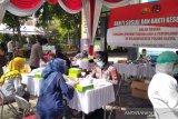 Satgas Nusantara Polri menggelar bakti sosial dan kesehatan di Bantul