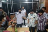 Sabu modus dalam dubur yang ditangkap di Bandara Lombok dimusnahkan polisi