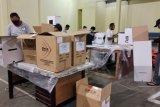 KPU Sarai: Sebagian logistik Pilkada masih dalam perjalanan
