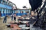 Polisi selidiki terbakarnya gedung SDN-4 Melayu