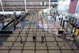 Penumpang di bandara Amerika Serikat berkurang 500 juta pada 2020