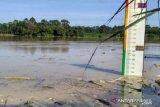 Debit air Sungai Batanghari meningkat signifikan