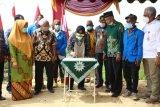 Menko PMK Muhadjir Effendy canangkan  Kampus Terpadu Universitas Muhammadiyah Papua