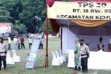 Polda Sumsel siapkan 1.213 personel  amankan TPS pilkada 2020