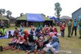 Jumlah pengungsi Merapi di Klakah Boyolali bertambah kini 368 orang