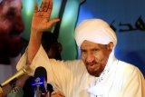 Sadiq al-Mahdi mantan PM Sudan meninggal karena COVID-19