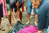 Warga Pariaman ditemukan terdampar tidak bernyawa di pantai