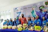 Produk perikanan Kalteng raih peringkat empat nasional