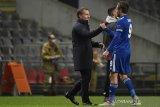Lolos ke babak gugur, Rodgers ingin Leicester juara Grup G