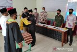 Bawaslu Kabupaten Solok lantik pengganti ketua Panwascam Pantai Cermin