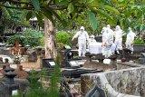 Tim pemuliaan jenazah BPBD Yogyakarta menambah personel dari relawan