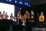 Pemprov Papua: peluncuran Peparnas XVI merupakan bukti kesiapan