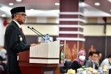 Gubernur Sulsel komitmen lanjutkan pembangunan Stadion Barombong Makassar