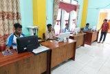 Kepsta SMAN 4 Jayapura: masih ada pelajar kerjakan tugas di sekolah
