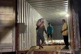 Lagi, 26 ton lidi nipah Sumut diekspor ke India