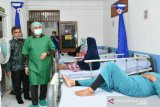 137 warga Sungai Selan dapat layanan periksa mata dan operasi katarak gratis