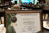 ANTARA raih MUI Award, sebarkan konten penguatan Islam moderat